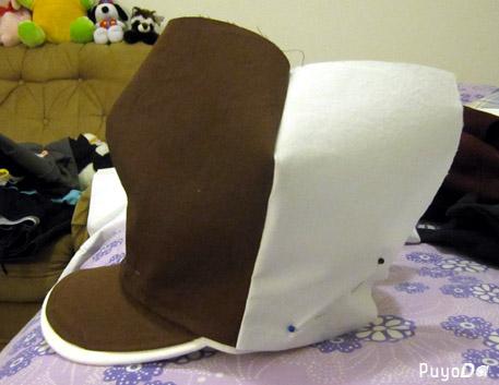Shiki's hat