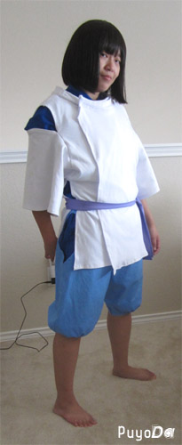 Haku costume