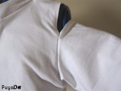 Haku top - sleeve