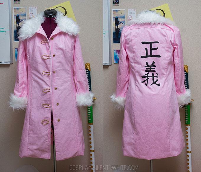 Tashigi Coat Progress 3